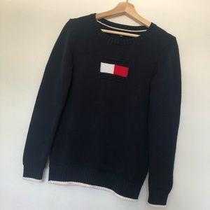 Tommy Hilfiger Flag Sweater